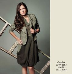 JS HERITAGE - Militar Perfecto Jacket