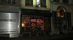 Paradiso restaurant, Rue Duquesnoy 34,  1000 Brussels.