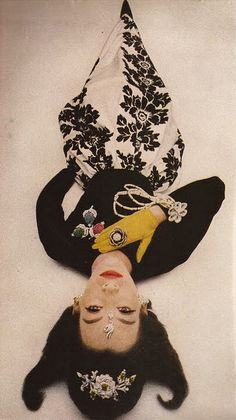 tammy17tummy: SCASSI outfit from Harper's Bazaar 1962