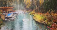9 Secret BC Hot Springs You Must Warm Up In This Fall featured image