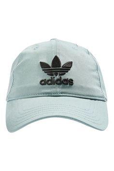 Trefoil Cap by Adidas Originals Adidas Azul 2534e7bd7893