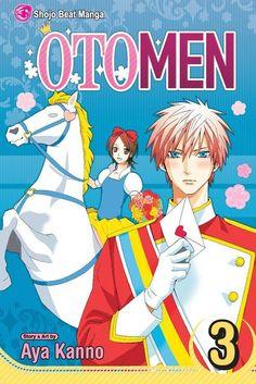 from $5.0 - Otomen Vol.3-#Manga-book-#Manga-english-by Aya Kanno