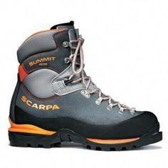Scarpa Summit GTX Mountaineering Boots - Men s  hikeboots Coturno 61a2aa584da