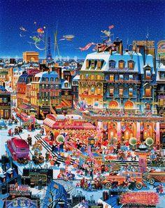 Key Largo City Lights - Hiro Yamagata