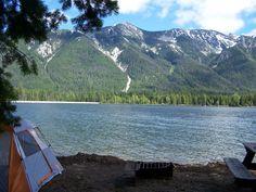 Bumping Lake Washington