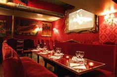 "SANZ by bizz'art, Paris - Le Sanz by Bizz'art"" bar restaurant discotheque"