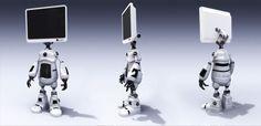 100 Impressive Artworks of Robots   Splashnology.com