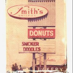My Birthday is coming, some yellow smile face cookies from Smiths would be MAGNIFICENT! Hint Hint! Smith's Bakery in Bakersfield, CA