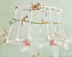 New Jersey Herald - Make your own lampshade so cute!