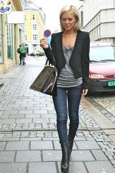 April « 2011 « Ulrikke Lund: Love her blazer!