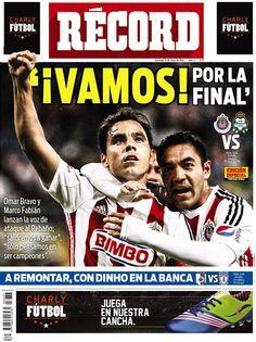 México - RÉCORD 24 de mayo del 2015