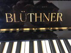 Blüthner Upright Restored by Chiltern Pianos, Bovingdon.