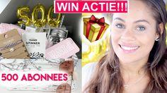WIN ACTIE! 500 Subscribers!! (Actie loopt tot 7 juli 2017)    Denise Anna