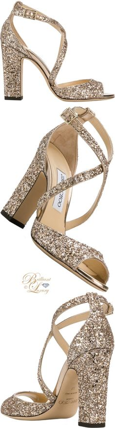Brilliant Luxury ♦  Jimmy Choo Carrie sandal