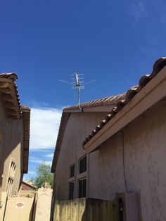 North Phoenix HDTV Antenna Installation. Www.freehdtvaz.com | Free HDTV AZ  | Pinterest | Phoenix