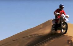 We miss Norris McWhirter. Maybe it's just us, but we're pretty certain that if we had some sand nearby we'd be doing everything that we could to break this World Record. The video is of Tao Yonming – from China – breaking the World Record for 'Fastest time to ascend a sand dune' (yes, that's … @motofire #fireitup