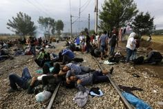 Syrian refugee crisis on Greece/Macedonia border | Christian News on Christian Today