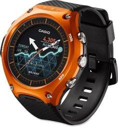 57056e59c05 Casio WSD-F10 O relógio inteligente da veterana dos relógios - EExpoNews  Relógios Caros