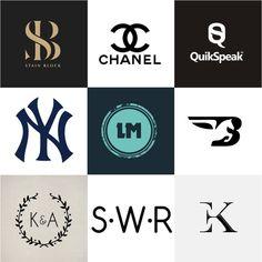 Fresh Logo Designs Inspiration From Logaster Minimal Logo Design, Minimalistic Logo, Finance Logo, Logo Google, Crypto Currencies, Monogram Logo, Logo Design Inspiration, Graphic, Logos