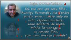 CAMINHANDO PARA A LUZ: EM MEMÓRIA A RODRIGO, FILHO DE LENE FERNANDES, UMA...