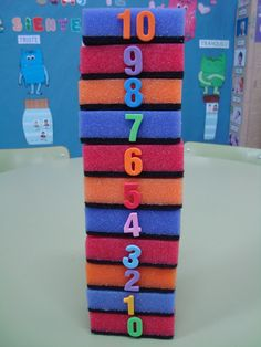 Construimos la serie numérica. Plastificando ilusiones: ABN