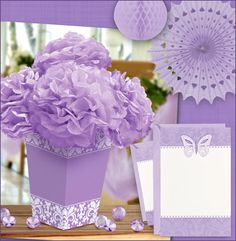 quinceanera decorations | Shop by Color: Wedding Decorations & Party Supplies - Party City