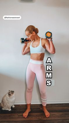 Gym Workout Tips, Fitness Workout For Women, At Home Workout Plan, Sport Fitness, Butt Workout, Workout Videos, At Home Workouts, Fitness Tips, Workouts For Women