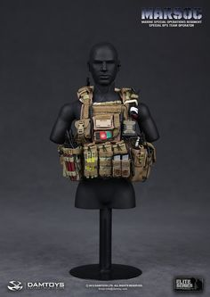 onesixthscalepictures: DAM Toys MARSOC Special Ops Team Operator (Marine Special Operations Regiment) : Latest product news for 1/6 scale figures (12 inch collectibles) from Sideshows Collectibles, Hot Toys, Medicom, TTL, Triad Toys, Enterbay and others.