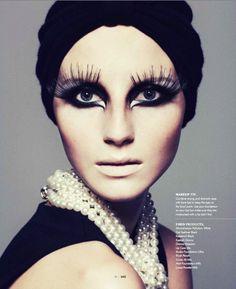 fake eye lashes