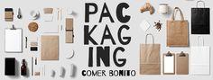 Packaging: comer bonito