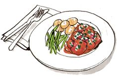 Dinner tonight: Chicken with figs in red wine | The Times