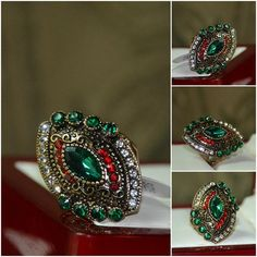 Item Code: R0072 Size: 16, 17 Price: Rs 250 https://www.facebook.com/messages/JewelryGalaPakistan