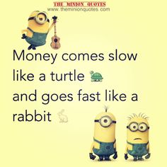 Funny but oh so true Funny Minion Memes, Minions Quotes, Funny Jokes, Hilarious, Minion Humor, Dog Memes, Funny Shit, Minions Images, Minion Pictures