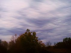October Sky In The West Woods, Novelty, Ohio, USA. Spirit Photography by Michelle and Ricky Schill. We have any different types of dreams. The most common are our subconscious trying to sort out ou…