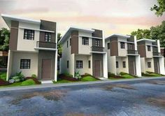 Choose your favorite house of the week between a duplex in the Baguio City, a three-bedroom house in Cebu City, or a two-story house in Rizal? Vote here. Three Bedroom House, Cebu City, Two Story Homes, Real Estate Business, Condominium, Home Projects, Property For Sale, Mansions, House Styles