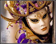 The Art of Carnivale in Venice
