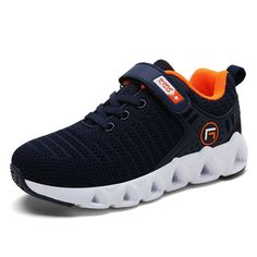 Buy it before it ends. There is always many products on sae upto - Spring Autumn Children Shoes Boys Girls Sports Shoes Fashion Brand Casual Breathable Outdoor Kids Sneakers Boy Running Shoes - Pro Buyerz Girls Sneakers, Casual Sneakers, Casual Shoes, Tennis Sneakers, Boys Running Shoes, Boys Shoes, Baskets, Childrens Shoes, Sport Casual