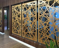 Blvd. 16, Hotel Palomar, Los Angeles, CA   Palomar pattern, wall partition