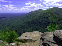 Huckleberry Point - Catskill Mountains