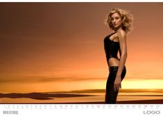 Photo-collection for brand promo wall calendars by Aleksey&Marina.