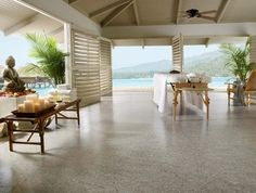 Linorette brand linoleum flooring by Armstrong - tropical - floors - - by Pau .Linoleum flooring from the Linorette brand by Armstrong - tropical floors - - by Paul AnaterYour place to buy and sell