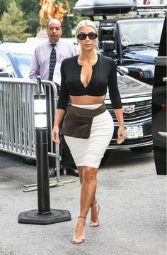Kim out in NYC - September 8, 2017