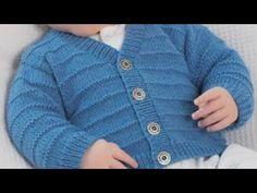 V Yaka Hırka Modeli Kolay Bebek Hırkası - YouTube Hat Patterns, Baby Cardigan, Eminem, Youtube, Sweaters, Fashion, Tejidos, Hipster Stuff, Knits