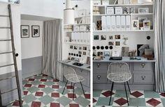 Mini y vintage. Un aire diferente para un miniapartamento reducido | Decorar tu casa es facilisimo.com
