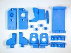 DIY Printed Dremel CNC : 21 Steps (with Pictures) - Instructables 3d Printer Designs, 3d Printer Projects, Cnc Projects, Robotics Projects, Dremel 395, Xy Plotter, Useful 3d Prints, Diy Cnc Router, Dremel Accessories
