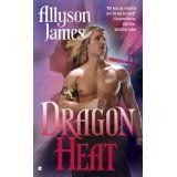 Dragon Heat (Dragon Series, Book 1) (Mass Market Paperback)By Allyson James