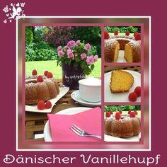 'Dänischer Vanillehupf'