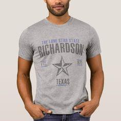Richardson T-Shirt - diy cyo customize create your own personalize
