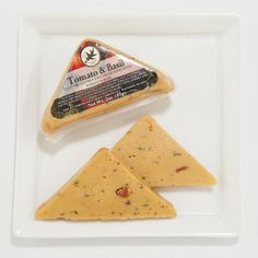 One of my favorite discoveries at WorldMarket.com: Northwoods Tomato and Basil Mini Cheese