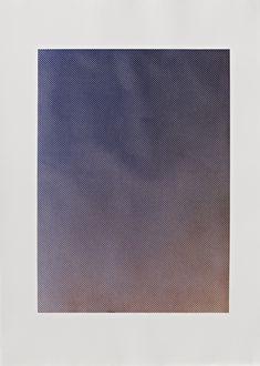Embossment Painting 10,  2011 / Tauba Auerbach
